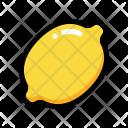 Lemon Fruit Healthy Icon