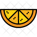 Lemon Fresh Vegetable Icon