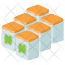 Lemon Bars Meringue Icon