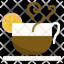 Lemon Coffee Icon