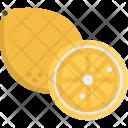 Lemon Cooking Food Icon