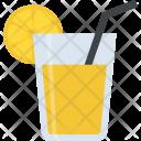 Margarita Summer Drink Icon