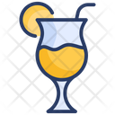 Cocktail Fresh Juice Icon