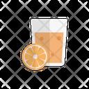 Lemon Juice Orange Icon