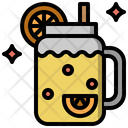 Lemonade Fresh Beverage Icon
