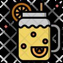 Lemonade Fresh Beverage Icon
