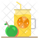 Lemon Fresh Cool Icon