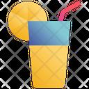 Lemon Juice Cold Drink Drink Icon
