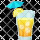 Lemon Juice Natural Icon