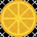 Lemon Slice Lime Icon