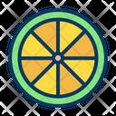 Lemon Slice Grooming Icon