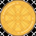 Lemon Slice Food Eating Icon