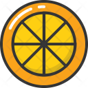 Lemon Slice Icon