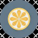 Lemon Slice Icon