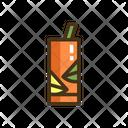 Lemon Tea Icon