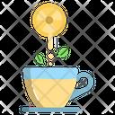 Lemon Tea Drink Tea Icon