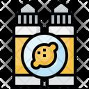 Lemon Vaping Vape Icon