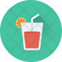 Lemonade Cold Drink Icon