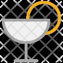 Lemonade Juice Refreshing Icon