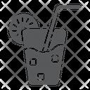 Lemonade Food Drink Icon