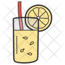 Lemonade Lemon Juice Drink Icon