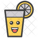 Lemonade Fresh Juice Drink Icon