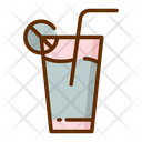 Lemonade Lemon Juice Juice Icon