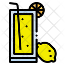 Food And Restaurant Decanter Lemonade Icon