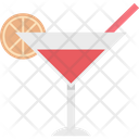 Lemonade Beverage Margarita Icon