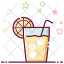 Juice Drink Lemonade Icon