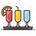 Lemonade Cocktails Drinks Icon