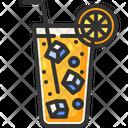 Lemonade Soft Drink Soda Icon