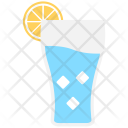 Lemonade Orange Juice Icon