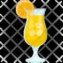Lemonade Natural Drink Icon
