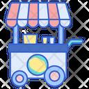 Lemonade Stall Icon
