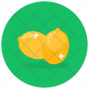 Lemons Fruit Food Icon
