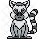 Lemur Animal Mammal Icon