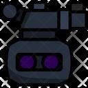 Lens D Record Icon