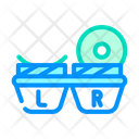 Lens Container Icon