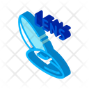 Contact Lenses Accessory Icon