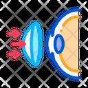 Wear Lenses Eyes Icon