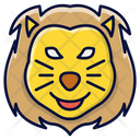 Leo Lion Zodiac Icon