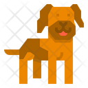 Leonberger Dog Icon