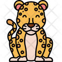 Leopard Carnivore Cheetah Icon