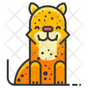 Leopard Animal Icon