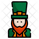 Saint Patrick Day Filled Line Icon Created Base On Pixel Perfect Grid 64 X 64 Pixel Icon