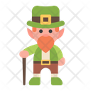 Leprechaun Legend Fantasy Icon