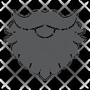 Leprechaun beard Icon