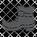 Leprechaun boot Icon