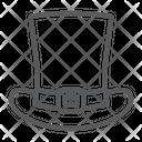 Leprechaun Hat Icon